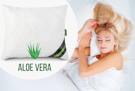 Sleeptime Aloë Vera Touch kussen