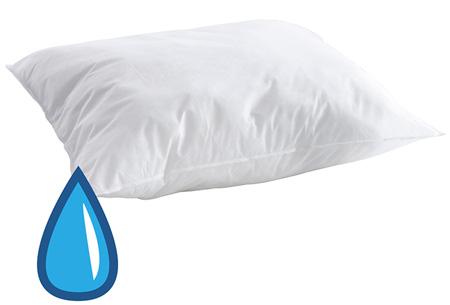 Waterdicht molton hoeslaken | Keuze uit hoeslaken voor matras, topper of kussensloop Kussen