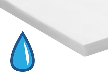 Waterdicht molton hoeslaken | Keuze uit hoeslaken voor matras, topper of kussensloop Topper