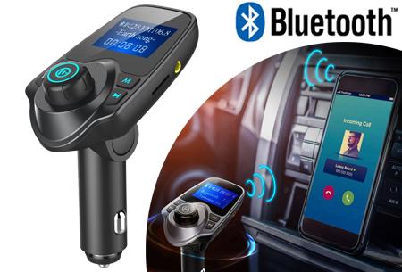 Bluetooth carkit | Veilig handsfree bellen en muziek afspelen via je telefoon