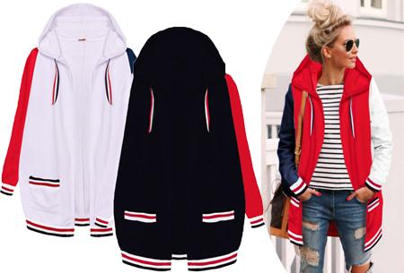 Duocolor dames vest