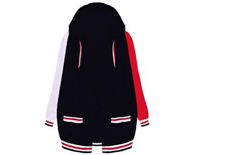 Duocolor dames vest | Kleurrijk vest voor in jouw garderobe  Navy