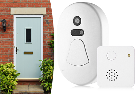 Smart WiFi deurbel