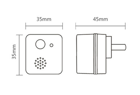 Smart WiFi deurbel | Op je smartphone zien wie er aanbelt!