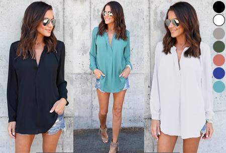 Elegance blouse