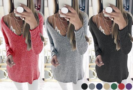 Dagaanbieding: Spring sweater nu met enorm veel korting