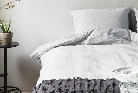 Hotelkwaliteit dekbedovertrekken | Washed linnen look voor een luxe uitstraling Wit