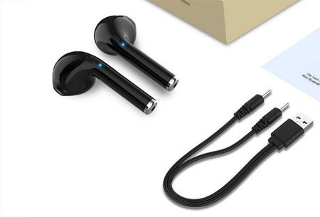 Draadloze oordopjes | Musthave gadget