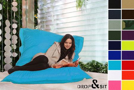Drop & Sit zitzak