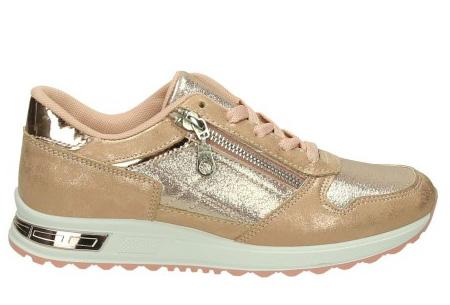 Glam sneakers voor dames | Echte eyecatchers voor een trendy & stoere look! roze
