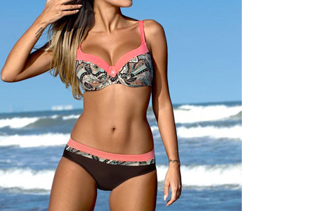 Summer Chique bikini | Verkrijgbaar in 7 verschillende prints #3 Ibiza Pink