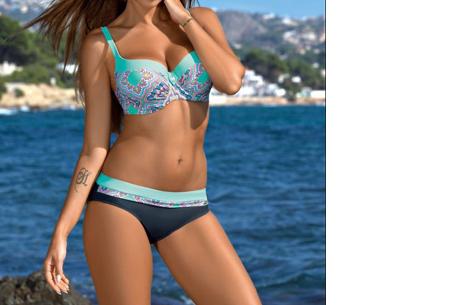 Summer Chique bikini | Verkrijgbaar in 7 verschillende prints #2 Boho Blue