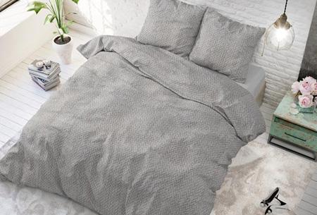 Stijlvolle en comfortabele 100% katoenen dekbedovertrekken | Verkrijgbaar in 9 voorjaarsprints Caro fine