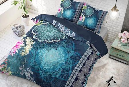 Stijlvolle en comfortabele 100% katoenen dekbedovertrekken | Verkrijgbaar in 9 voorjaarsprints Luna