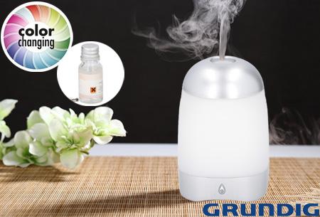 Grundig aroma LED diffuser