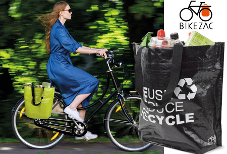 Bikezac | De ideale fietstas