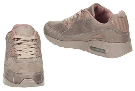 FlexAir suède look sneakers | Met een ultieme demping & optimaal comfort | 36 t/m maat 42