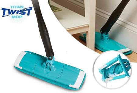 Titan Twist mop deluxe met korting