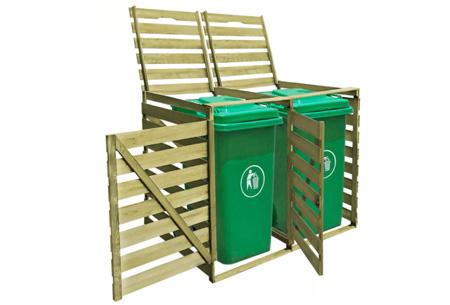 Containerberging | Je kliko's netjes uit het zicht 2 kliko's