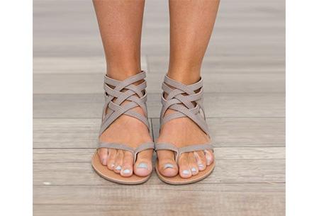 Strap sandalen | Voor de ultieme zomerse look aan je voeten