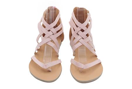 Strap sandalen | Voor de ultieme zomerse look aan je voeten  Roze