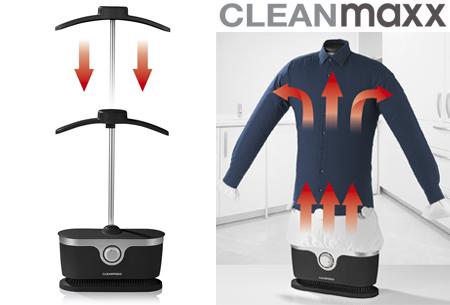 CleanMaxx automatische strijkmachine