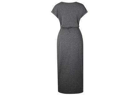 Gorgeous maxi jurk | Basic met sexy touch