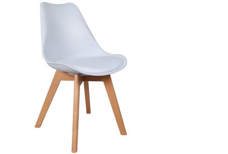 Viktor design Stoelen | Moderne, basic stoelen met ultiem zitcomfort wit
