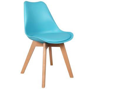 Viktor design Stoelen | Moderne, basic stoelen met ultiem zitcomfort turquoise