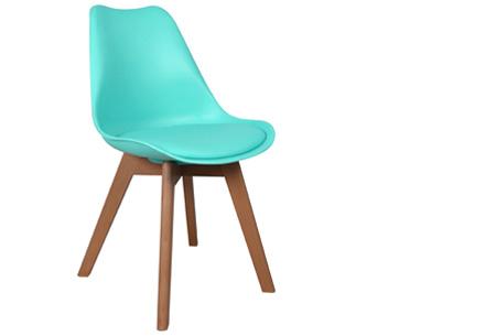 Viktor design Stoelen | Moderne, basic stoelen met ultiem zitcomfort mintgroen