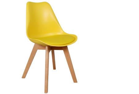 Viktor design Stoelen | Moderne, basic stoelen met ultiem zitcomfort geel