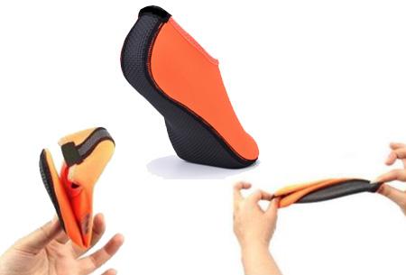 Watersokken met anti-slip zool | Bescherm je voeten