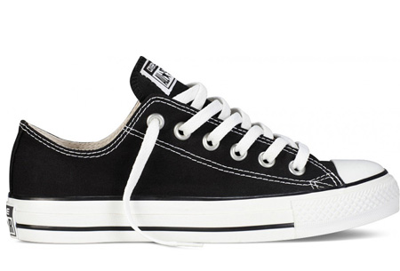 Converse All Stars hoog of laag model - 36 - Laag - Zwart