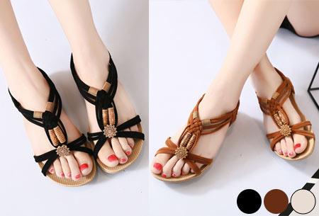 Stylish Boho slippers