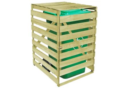 Containerberging | Je kliko's netjes uit het zicht