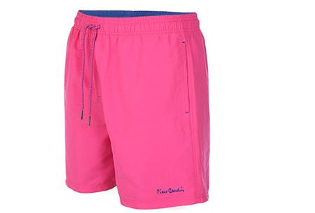 Pierre Cardin zwembroeken | Verkrijgbaar in 8 kleuren  Roze