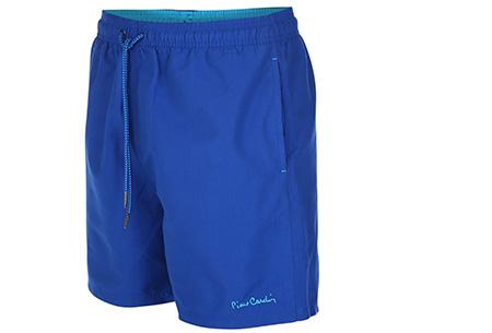 Pierre Cardin zwembroeken | Verkrijgbaar in 8 kleuren  Royal blauw