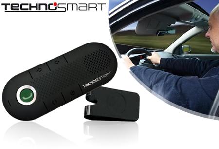 Technosmart Bluetooth carkit
