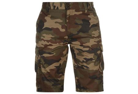 Pierre Cardin korte broek Maat S - Camouflage
