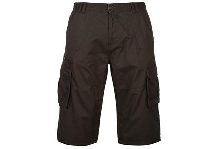 Pierre Cardin korte broeken | Heren shorts van 100% katoen - Nu nóg goedkoper! Charcoal