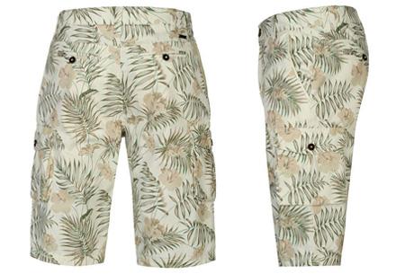 Pierre Cardin korte broeken | Heren shorts van 100% katoen - Nu nóg goedkoper!