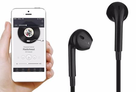 Draadloze Bluetooth oordopjes met handsfree bellen | Geen vervelende snoeren meer!