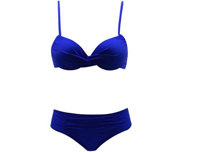 Flawless bikini - Maat M - Blauw