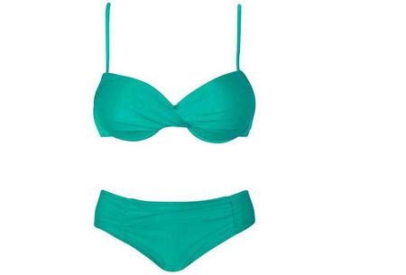 Flawless bikini | Basic, stijlvol en chique Groen