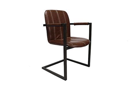 Scoreso stoelen | Eetkamerstoelen met ultiem zitcomfort  bruin