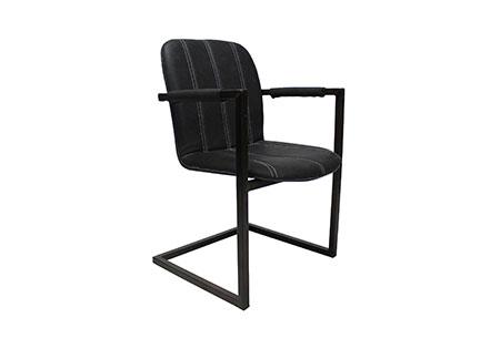 Scoreso stoelen   Eetkamerstoelen met ultiem zitcomfort  zwart