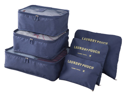 Packing cubes Navy