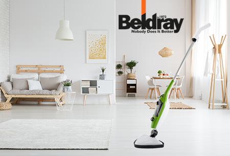 Beldray 5-in-1 stoomreiniger in de aanbieding