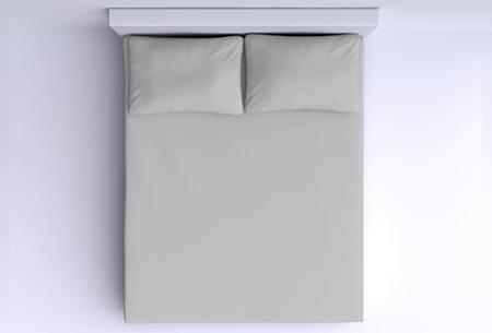 Pierre Cardin verkoelend hoeslaken 1+1 GRATIS | Voor een optimale nachtrust