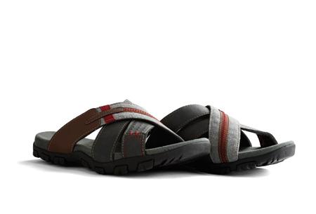 Travelin slippers & sandalen | Voor heren en dames in maat 36 t/m 46  Solsvik grijs